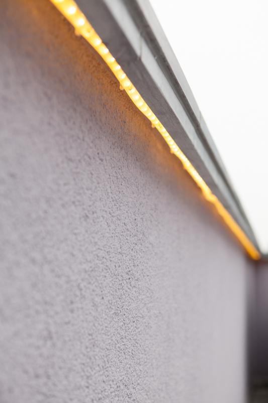 Terrasse Naturstein Led Beleuchtung Sutor Fliesen Baumanagement