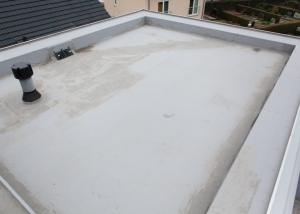 Abdichtung Dach Flachdach